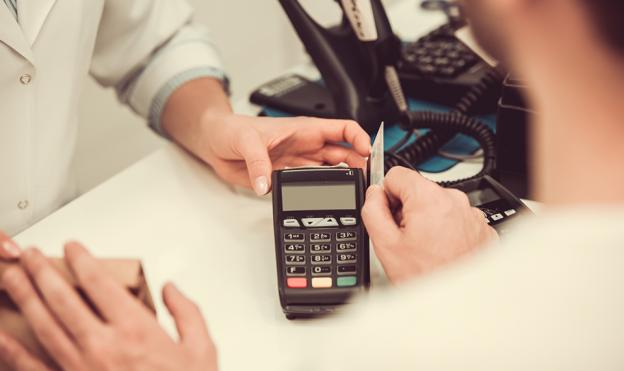 Hausse importante des paiements de petits montants par carte