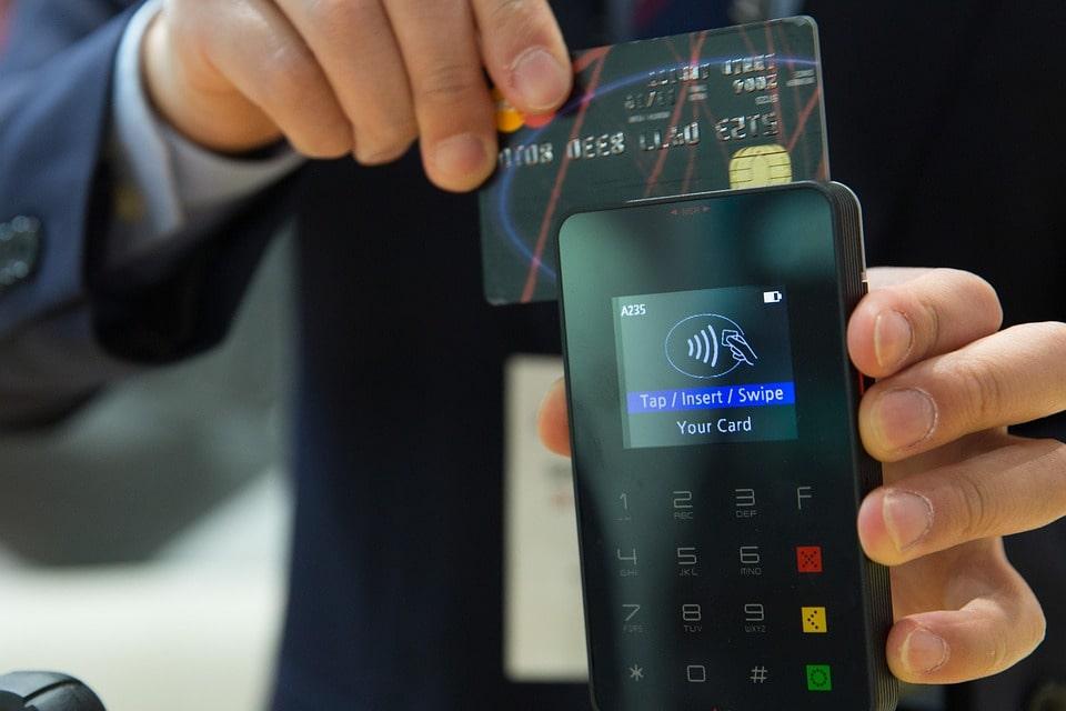 type terminal de paiement mobile