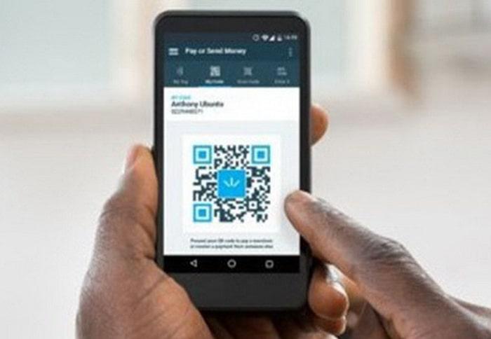 paiement mobile commerçant via QR code